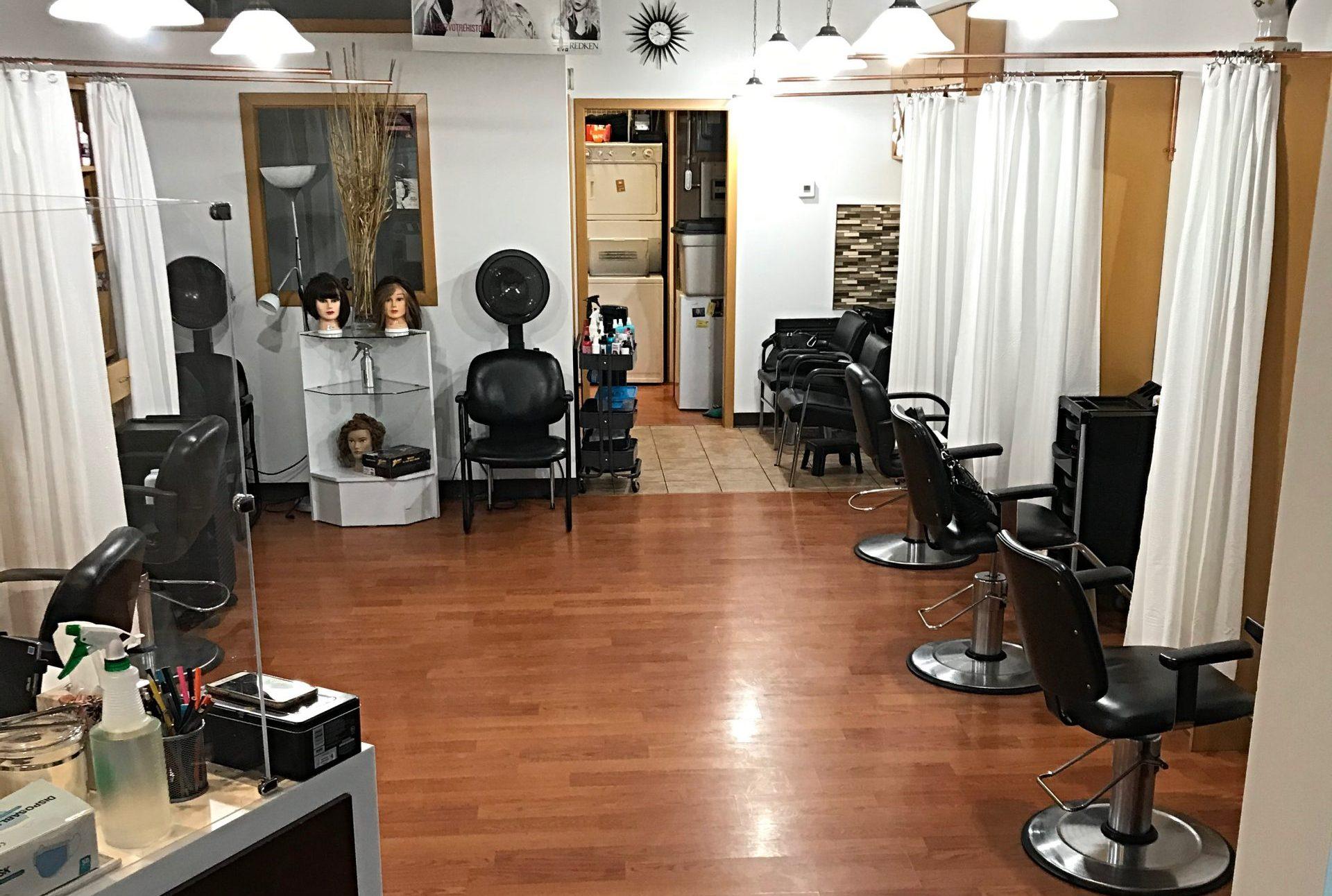Covid Aware Salon